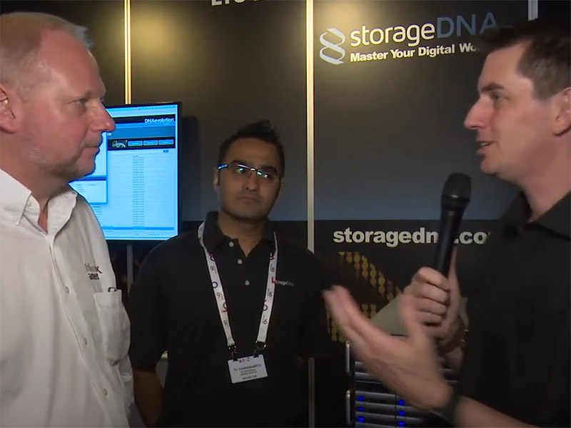 Fibrenetix Scalable Storage Server Showcased with Powerful Archiving Solution at IBC 2014