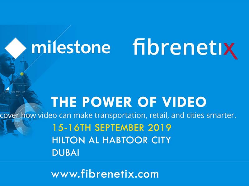 Power Of Video with Milestone Dubai Chapter September 2019